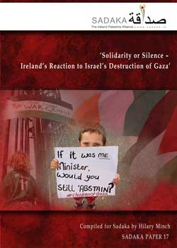 Solidarity or Silence: Irelands Reaction to Israel's Destruction of Gaza